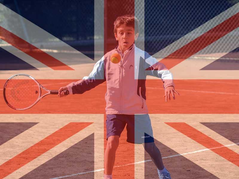 Tennis & English